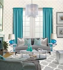 teal livingroom decoración en turquesa que te encantara teal living rooms