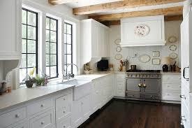 La Cornue Kitchen Designs La Cornue Cornufe Range Cottage Kitchen Litchfield Designs