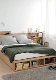 Building A Platform Bed With Storage by Get Some Extra Mileage Out Of Your Sleeping Space With These 12