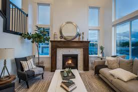 What Is A Rambler Style Home Why Add A Fireplace In Your Home Edgehomes Blog