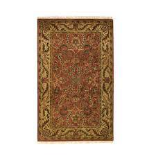 Home Decorators Home Decorators Collection Chantilly Brick 8 Ft X 11 Ft Area Rug