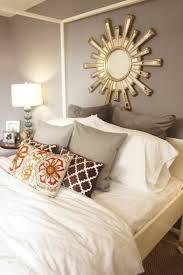 ikea headboard contemporary bedroom turquoise la