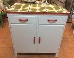 1950 kitchen furniture vintage kitchen cabinet etsy