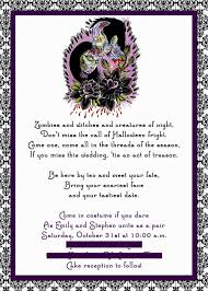 halloween bridal invitations decorating of party