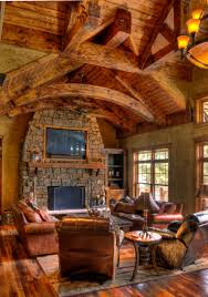 powerfully primitive huge house located in minneapolis has a