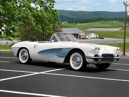 1961 chevy corvette 1961 chevrolet corvette erminewhite correctengine283 230hp 4