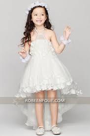 robe mariage enfants 32 99 robe enfant pour mariage en tulle sur le buste de
