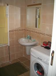cool small laundry space in bathroom interior design introduce