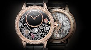 heure minute thousand year lights jaquet droz