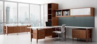 Retro Modern Desk Retro Modern Wood Office Desk Ambience Doré