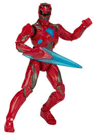 power rangers mighty morphin legacy 6 5 action figure red