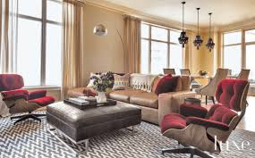 Eames Chair Living Room 15 Ways To Style Eames Chairs In Your Home Luxe Interiors Design