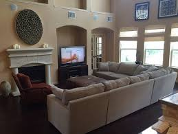 Sectional Or Two Sofas I Need Help With Designing My Family Room