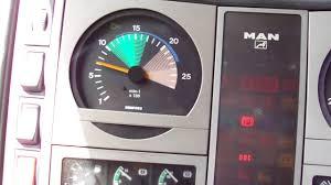 man f2000 19 403 engine sound youtube
