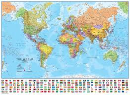 the map wall maps for sale world usa state continent