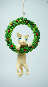 clay ornaments for cat or dogs