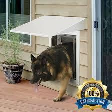 Exterior Pet Door Exterior Pet Door For Walls Large Dogs German Shepherd Collie