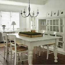 White Painted Dining Room Furniture  DescargasMundialescom - Painting a dining room table