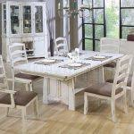 White Washed Kitchen Table by Large 10ft Handmade White Washed Rustic Pine Kitchen Table Dining