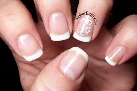 amber did it wedding nails using opi gel polish