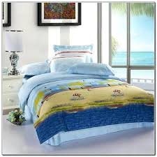 Fish Themed Comforters Beach Themed Duvet Covers Uk Sweetgalas Tropical Themed Quilt Sets