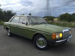 classic lhd mercedes w123 200d diesel manual ideal for your