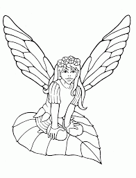 fairy coloring pictures incridible fairy coloring pages