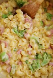 how to cook thanksgiving ham creamy ham and broccoli shells and cheese cheesy delicious and