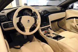 maserati granturismo coupe interior maserati granturismo sport 4 7 v8 460 hp automatic