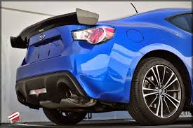 subaru brz spoiler password jdm dry carbon fiber progressive rear deck wing 2013