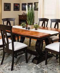 amish kitchen furniture saratoga trestle table amish direct furniture