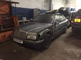 1992 mercedes w124 e250d in knightswood glasgow gumtree