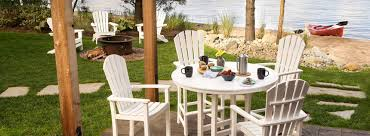 outdoor dining room furniture patio dining furniture polywood