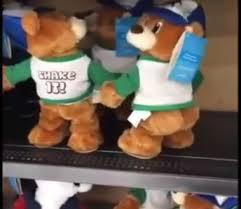 stuffed teddy bears walmart com walmart has teddy bears that twerk movin 92 5 seattle u0027s 1