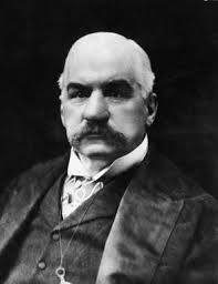 J.P. Morgan-A very powerful business man that bought Carnegie Steel