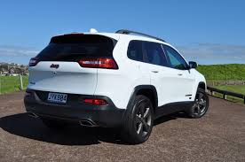 jeep cherokee trailhawk white jeep cherokee 75th anniversary edition 2016 new car review trade me