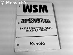 kubota bx25dlb service manual part 9y121 01970