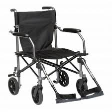 Drive Wheel Chair Drive Medical Travelite Aluminium Transport Wheelchair Delivered
