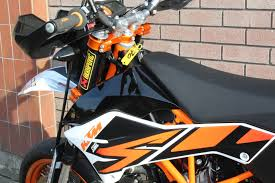 used ktm 690 smc r motorcycle for sale in leicester 6522657