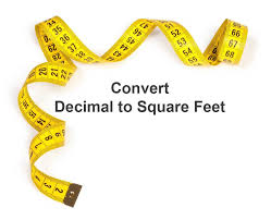900 Square Feet In Meters Convert 1 Decimal To Square Feet Sq Ft Land Measurement