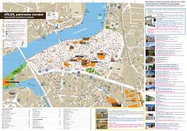 chambre de commerce arles arles sightseeing map