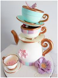 tea party bridal shower ideas photo tea party bridal shower image