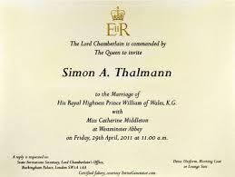 royal wedding invitation crash the royal wedding with an invitation from the royal wedding