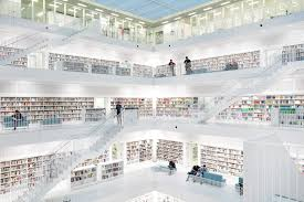 Stuttgart City Library Sharpen Your View With Blur U2022 Lenspire