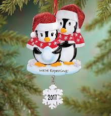 personalized we re expecting ornament ornament exposures