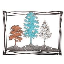 trees metal wall decor hobby lobby 1302504