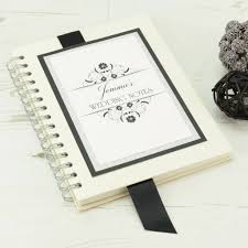wedding planning notebook personalised scroll wedding planning notebook by dreams to reality