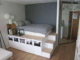 Concrete Block Bed Frame Simple Platform Beds Foter
