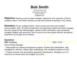 resume career objective career objective on resume template resume builder