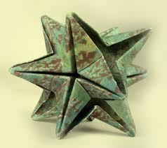 ornament countdown scrapbook paper origami the